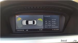 BMW 320d Cabrio Automat, Scaune Sport, Navi Pro, Xenon - imagine 8