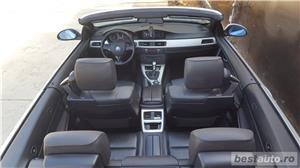 BMW 320d Cabrio Automat, Scaune Sport, Navi Pro, Xenon - imagine 10