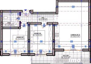 Apartamente noi, Proiect modernist, Zona Buziasului - imagine 4