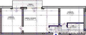 Apartamente noi, Proiect modernist, Zona Buziasului - imagine 3