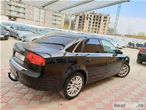 Audi A4,GARANTIE 3 LUNI,AVANS 0,RATE FIXE,motor 2000 TDI,140 CP,Navigatie/GPS,Full piele - imagine 5