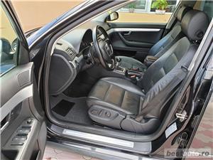 Audi A4,GARANTIE 3 LUNI,AVANS 0,RATE FIXE,motor 2000 TDI,140 CP,Navigatie/GPS,Full piele - imagine 6