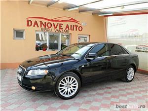 Audi A4,GARANTIE 3 LUNI,AVANS 0,RATE FIXE,motor 2000 TDI,140 CP,Navigatie/GPS,Full piele - imagine 1