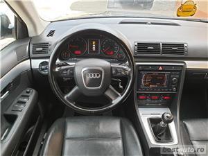 Audi A4,GARANTIE 3 LUNI,AVANS 0,RATE FIXE,motor 2000 TDI,140 CP,Navigatie/GPS,Full piele - imagine 8