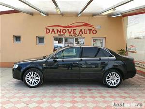Audi A4,GARANTIE 3 LUNI,AVANS 0,RATE FIXE,motor 2000 TDI,140 CP,Navigatie/GPS,Full piele - imagine 4