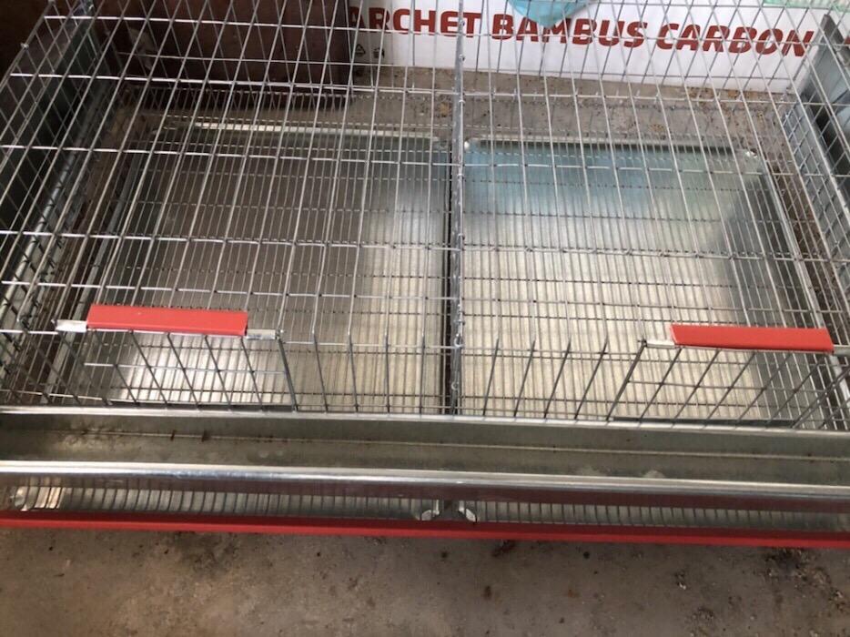 -Cusca de prepelite / 90 cm ( 50 buc )    -Produs este NOU 2019 - imagine 2