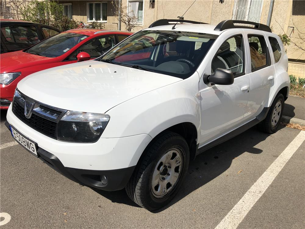 Dacia Duster 4x4 - imagine 7