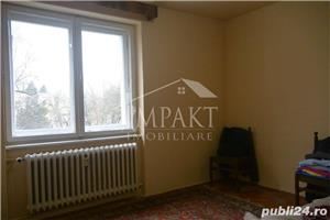 Apartament cu 2 camere, decomandat in circuit, etaj intermediar, cartier Gheorgheni, zona Hotel Roya - imagine 2