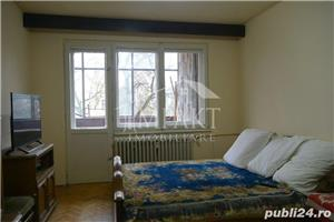 Apartament cu 2 camere, decomandat in circuit, etaj intermediar, cartier Gheorgheni, zona Hotel Roya - imagine 5
