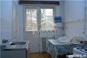 Apartament cu 2 camere, decomandat in circuit, etaj intermediar, cartier Gheorgheni, zona Hotel Roya - imagine 3