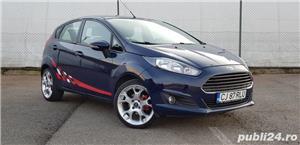 Ford Fiesta 1.5 Tdci Euro 5 km 100% reali +CADOU - imagine 1