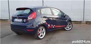 Ford Fiesta 1.5 Tdci Euro 5 km 100% reali +CADOU - imagine 7