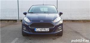 Ford Fiesta 1.5 Tdci Euro 5 km 100% reali +CADOU - imagine 9