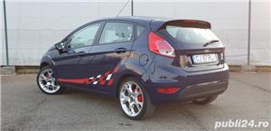 Ford Fiesta 1.5 Tdci Euro 5 km 100% reali +CADOU - imagine 6