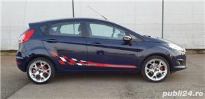 Ford Fiesta 1.5 Tdci Euro 5 km 100% reali +CADOU - imagine 4