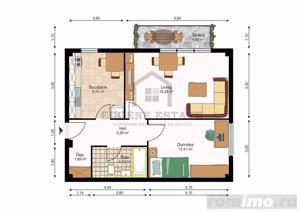 Apartament in bloc nou, complex rezidential, zona Mircea cel Batran - imagine 2