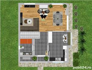 Casa Vila 4 camere incalzirea in pardoseala Comuna Berceni strada Padurea Craiului - imagine 9