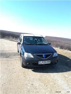 Dacia logan-pret negociabil-ITP valabil - imagine 1