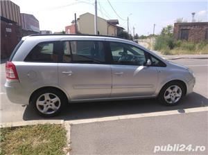 Opel zafira - imagine 2