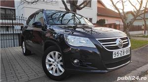 Vw tiguan/navi mare/bluetooth/4 x 4/jante 17/recent adus in tara - imagine 1