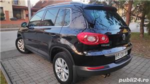 Vw tiguan/navi mare/bluetooth/4 x 4/jante 17/recent adus in tara - imagine 3