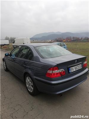 BMW 318I BENZINA 143CP EURO4.Inmatriculat Ro.  - imagine 3
