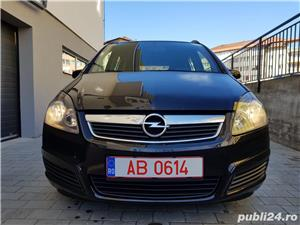Opel zafira 2008, fara investitii - imagine 1