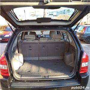 Hyundai Tucson,4x4,înmatriculat,PROPRIETAR,carte service la zi. - imagine 5