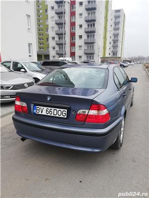 BMW 318I BENZINA 143CP EURO4.Inmatriculat Ro.  - imagine 4