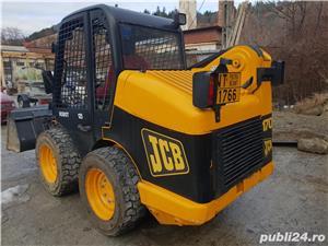 Jcb 170 HF Robot bobcat minincarcator  - imagine 3