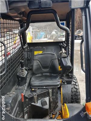 Jcb 170 HF Robot bobcat minincarcator  - imagine 2