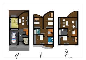 Vila 6 camere Domnesti P+2 Vanzare - imagine 7