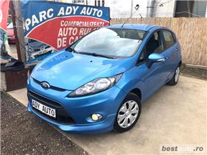 FORD FIESTA 1,2 i / Posibilitate si in rate si fara avans / facelift /  - imagine 1