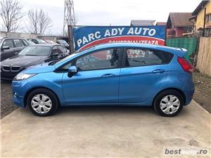 FORD FIESTA 1,2 i / Posibilitate si in rate si fara avans / facelift /  - imagine 5