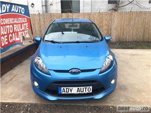 FORD FIESTA 1,2 i / Posibilitate si in rate si fara avans / facelift /  - imagine 7
