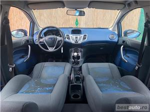 FORD FIESTA 1,2 i / Posibilitate si in rate si fara avans / facelift /  - imagine 9