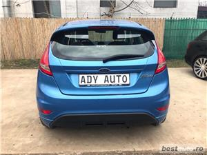 FORD FIESTA 1,2 i / Posibilitate si in rate si fara avans / facelift /  - imagine 8