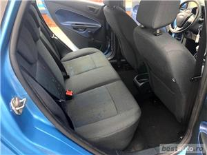 FORD FIESTA 1,2 i / Posibilitate si in rate si fara avans / facelift /  - imagine 12