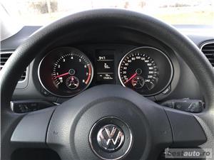 Vw Golf 6 * 1.4 MPiKM * Reali Istoric VW * Navi * Jante * Stare de exceptie - imagine 5