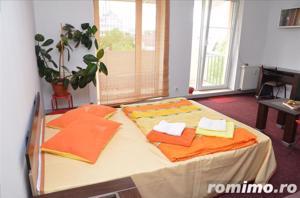 3 camere ,2 bai,95 mp , balcon , Zona Sigma - imagine 7