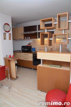 3 camere ,2 bai,95 mp , balcon , Zona Sigma - imagine 14