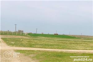 Teren intravilan, Horia, 1418 mp, împărțit în trei parcele - imagine 2