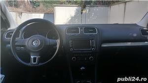 Volkswagen Golf 6 TDI, 1600 cm/3, 105 CP, fabricatie 2012, Berlina - imagine 2
