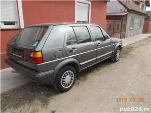 Vw golf 2 - imagine 1