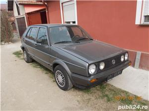 Vw golf 2 - imagine 2