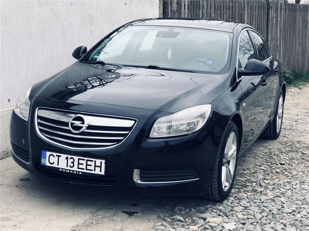 Vând/schimb Opel Insignia cu auto sau teren +/- diferenta - imagine 2