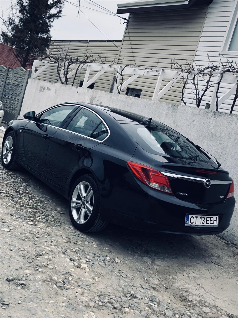 Vând/schimb Opel Insignia cu auto sau teren +/- diferenta - imagine 4
