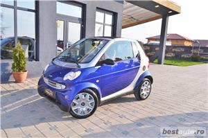 Smart fortwo an:2000=avans 0 % rate fixe = aprobarea creditului in 2 ore =autohaus vindem si in rate - imagine 1