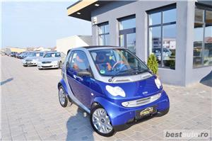 Smart fortwo an:2000=avans 0 % rate fixe = aprobarea creditului in 2 ore =autohaus vindem si in rate - imagine 10