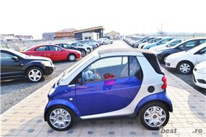 Smart fortwo an:2000=avans 0 % rate fixe = aprobarea creditului in 2 ore =autohaus vindem si in rate - imagine 4